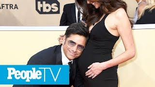 Download John Stamos Jokes He 'Needed Years On Television' Before Becoming A Father In Real Life | PeopleTV Video