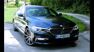 Download BMW 540i (340HP) Luxury Line ″review″ Video