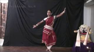 Download Odissi stepping【Tribhangi】No.4~7 Video