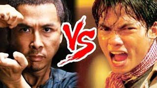Download Martial Arts Legends - Tony Jaa vs Donnie Yen! Video