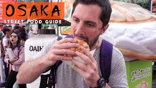 Download Osaka Japan Street Food Guide Video