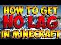 Download Minecraft: How to Reduce Lag in Minecraft! (Minecraft 1.10) - [2016] [HD] Video