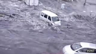 Download Dramatic Japan Tsunami footage (Prt6) Video