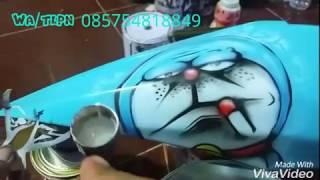 Download Doraemon(Colli Airbrush)kotabaru kalsel Video