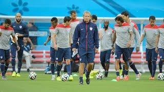 Download Jurgen Klinsmann and #USMNT Look Forward to Match against Germany Video