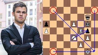 Download Positional Queen Sac | Magnus Carlsen vs David Navara - 2018 Biel Chess Festival Video
