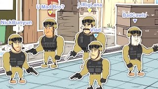 Download CS GO Cartoons Ep 1 - Typical CSGO Team Video