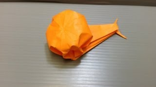Download Daily Origami: 029 - Snail Video