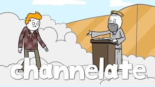Download Explosm Presents: Channelate - This Close Video