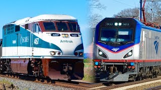 Download Amtrak Corridor Trains: Train Talk Ep. 17 Video