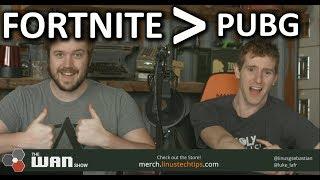 Download Fortnite is bigger than PUBG - WAN Show Mar. 9 2018 Video