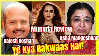 Download Mungda Remake Song Review By Usha Mangeshkar And Rajesh Roshan Video