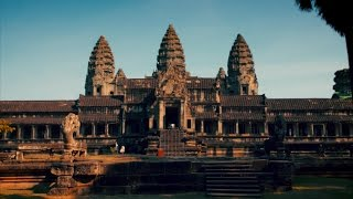 Download See The Ancient Temple Of Angkor Wat Reconstructed In A Stunning 3D Animation! Video