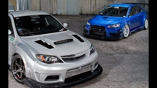 Download EVO X VS IMPREZA WRX/STI(Hatchback) -||- Versus Series Video