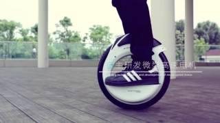 Download Fastwheel Ring self balancing electric unicycle scooter Video