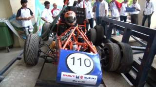 Download SUPRA SAEINDIA 2016 Video