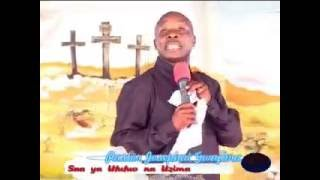 Download Mch. Josephat Gwajima - Dini ni kama bangi 15.06.14 Video