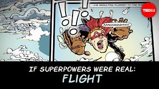 Download If superpowers were real: Flight - Joy Lin Video