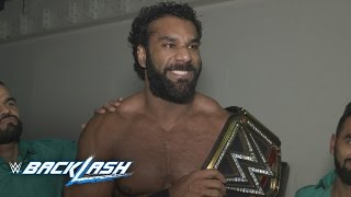 Download Jinder Mahal's first message as new WWE Champion: WWE Backlash Exclusive, May 21, 2017 Video