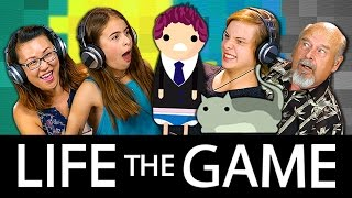Download LIFE & DEATH!!! All GENERATIONS PLAY LIFE: THE GAME (React: Gaming) Video