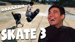 Download I COULD NOT STOP LAUGHING AT THIS GAME   Skate 3 (Funny moments) Video