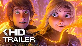 Download HOW TO TRAIN YOUR DRAGON 3 Trailer 2 (2019) Video