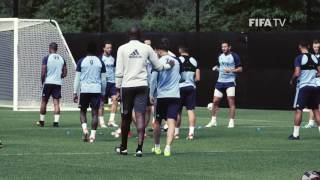 Download Patrick Vieira: New York City FC's FIFA World Cup winning coach Video