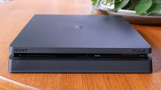 Download Sony PlayStation 4 Slim Unboxing, Setup and Impressions Video