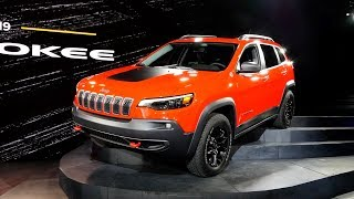 Download 2019 Jeep Cherokee - 2018 Detroit Auto Show Video
