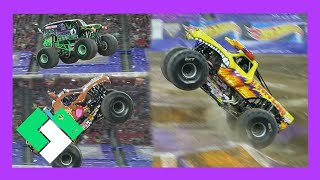Download CRAZY MONSTER JAM FREESTYLE (Day 1652) Video
