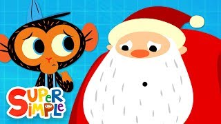 Download Santa's Sleigh Needs Major Repairs | Mr. Monkey, Monkey Mechanic Christmas Special! Video