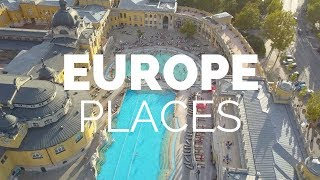 Download 25 Best Places to Visit in Europe - Travel Europe Video