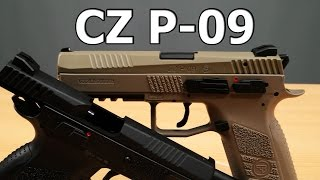 Download ASG CZ-P09 Airsoft GBB Pistole GsPAirsoft German/Deutsch [4k] Video