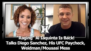 Download Al Iaquinta Has A LOT To Say About Diego Sanchez, His UFC Paycheck, Weidman/Mousasi Mess Video