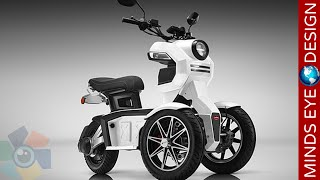 Download 5 AWESOME SCOOTERS and E BIKES That Could Change How You Travel 4◄ Video