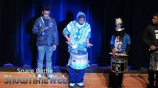 Download Snare Drum Battle - 2018 High Noon Showdown Drumline Competition Video