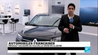 Download Découvrez la première Renault construite en Algérie sur FRANCE 24 Video