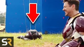 Download 10 Marvel And Superhero Bloopers That Make The Movies Even More Fun! Video