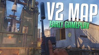 Download This Map is Chaos: V2 Map Early Gameplay (Call of Duty: WW2 DLC2) Video