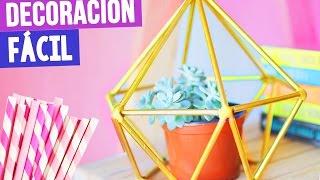 Download DECORACIÓN DE CUARTOS FÁCIL TIPO TUMBLR - Semana Crafty ✎ Craftingeek Video