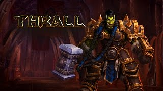 Download Heroes of the Storm: Thrall Trailer Video