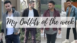 Download MEN'S FASHION EVERYDAY OUTFITS 2017 Video