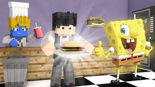 Download Minecraft - RESTAURANTE ‹ COMIDAS PARA O BOB ESPONJA › Video