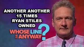 Download Another Another 15 Times Ryan Stiles Owned ″Whose Line Is It, Anyway?″ Video