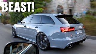 Download 730HP Milltek Audi RS6 SOUND, Revs, Accelerations!! Video