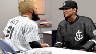 Download MLB THE SHOW 17 RTTS | PUNCHING THE MANAGER!! TOKE NASTY EXPLODES | EPISODE 13 Video