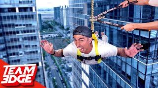 Download Don't Plummet to the Ground! | Rope Cut Challenge! Video
