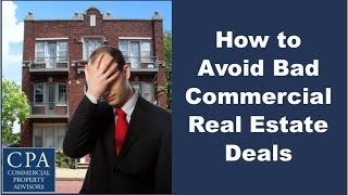 Download How to Avoid Bad Commercial Real Estate Deals Video
