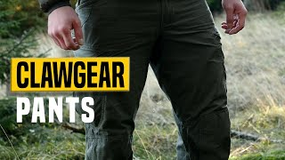 Download Clawgear Operator Combat Pants Hose IRR - Tesbericht Gear Review Video