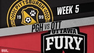 Download Pittsburgh Riverhounds vs Ottawa Fury FC: April 14, 2018 Video